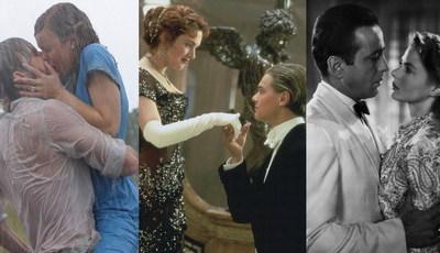 """""""O Diário da Nossa Paixão"""" faz 15 anos: os filmes mais românticos para ver a dois"""