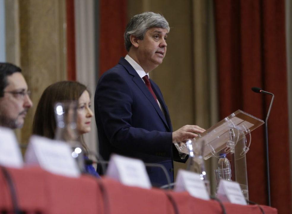 Ministério das Finanças anuncia que Moody's reviu em alta intervalo de 'rating' de Portugal