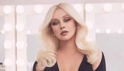 Christina Aguilera junta-se ao Lidl numa colecção dedicada ao cabelo