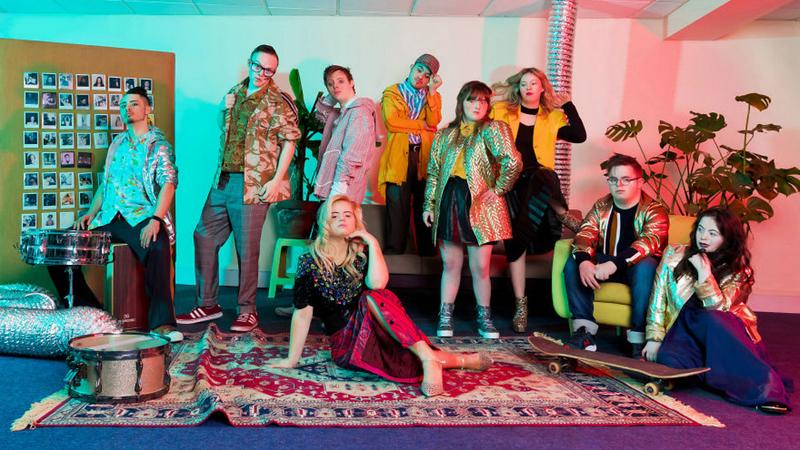 #RadicalBeautyProject. Agência de talentos faz produção fotográfica com portadores de síndrome de Down