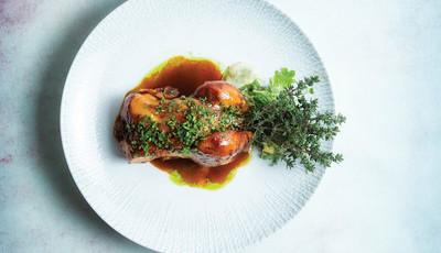 Chicken piripíri, por Ljubomir Stanisic