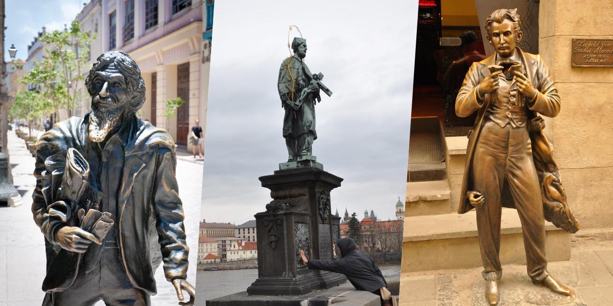 """Quinze estátuas ao redor do mundo que """"dão sorte"""""""
