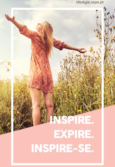 SAPO Lifestyle Giveaway: Inspire-se e aproveite cada uma das nossas ofertas