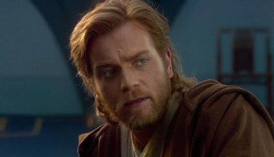 Ewan McGregor vai voltar a ser o mestre Jedi Obi-Wan Kenobi