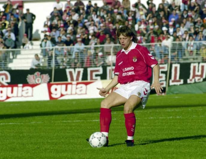 Kulkov, ex-jogador de Benfica e FC Porto, diagnosticado com cancro