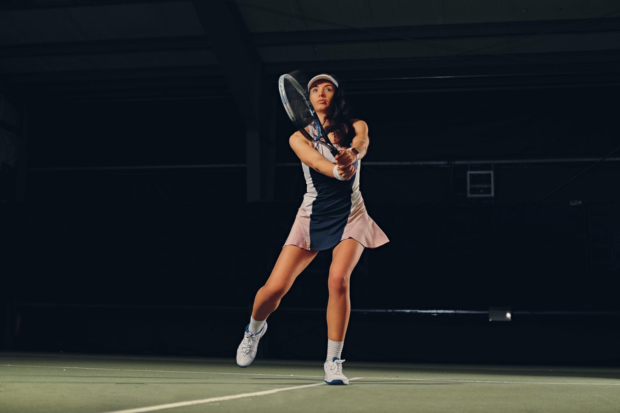 As 20 maiores musas do tênis · Revista TÊNIS