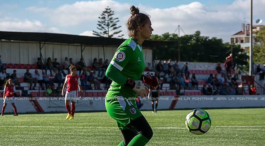 Futebol Feminino: Guarda-redes Rute Costa deixa Sporting de Braga