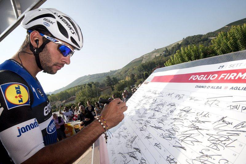 Fernando Gaviria vence primeira etapa da Volta a San Juan