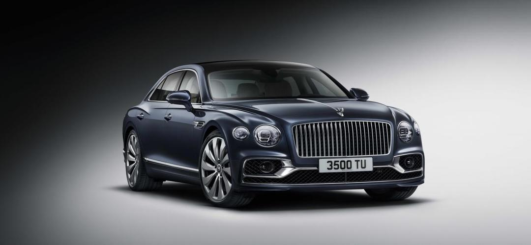 Bentley Flying Spur: A berlina de luxo que chega aos 333 km/h