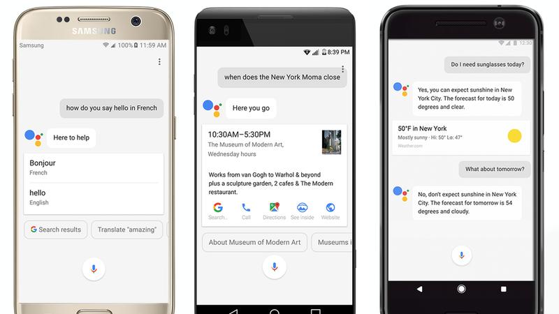 Assistente virtual da Google vai chegar a (quase) todos os smartphones Android