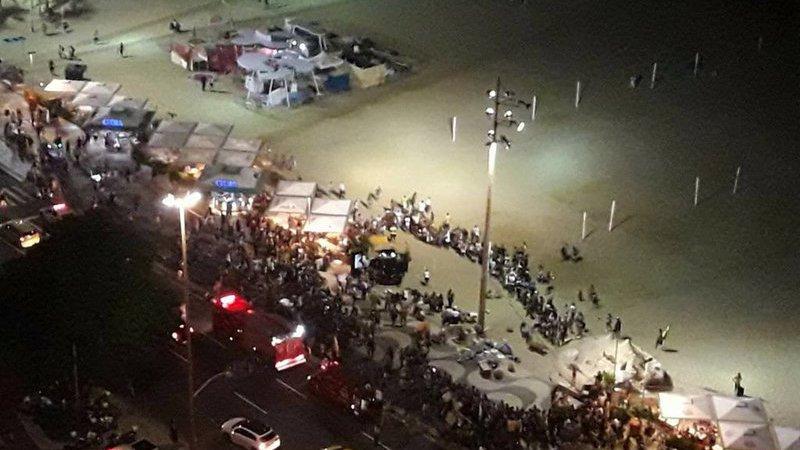 Rio de Janeiro. Nove pessoas ainda hospitalizadas após atropelamento