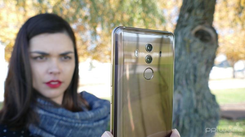 Huawei Mate 10 Pro – A inteligência artificial numa foto