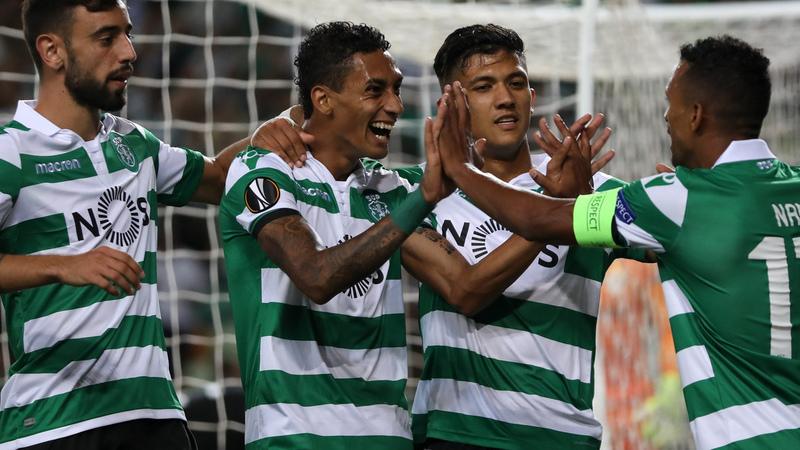 Sporting 2-0 Qarabag: Eficácia leonina vale arranque com o pé direito na Liga Europa