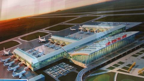 Reabilitar avenida para ligar ao novo aeroporto de Luanda custa 19 milhões de dólares