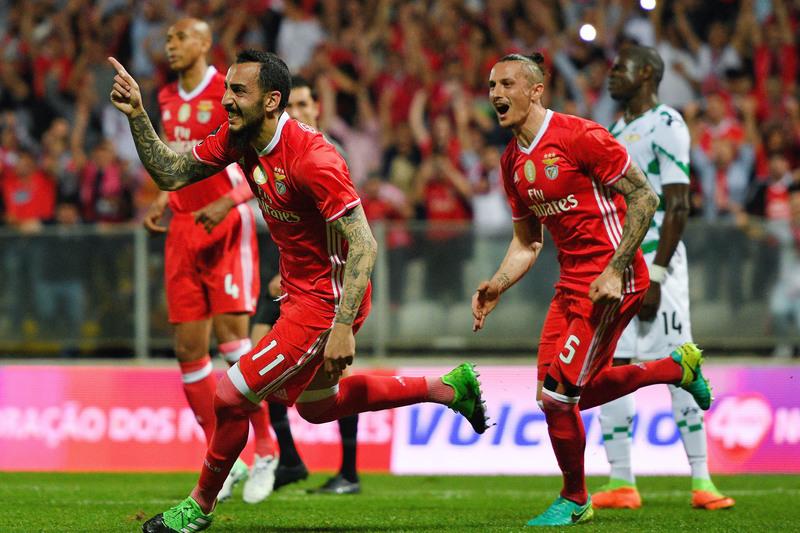 Benfica convidado para a Emirates Cup