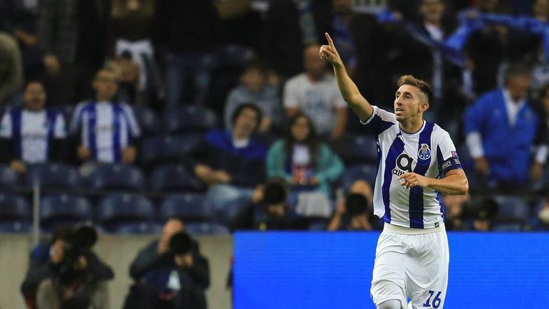 """Herrera: """"Sou a pessoa que mais quer ganhar no FC Porto"""""""