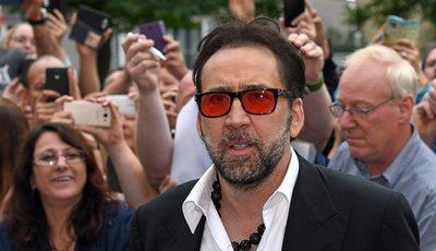 Nicolas Cage inaugura festival de cinema em Macau e destaca relação Portugal/China
