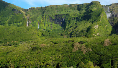 Ilha das Flores: Poço da Ribeira do Ferreiro faz parte do Paraíso