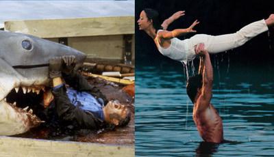 """De """"Tubarão"""" a """"Dirty Dancing"""": filmes que aquecem nas férias de verão"""