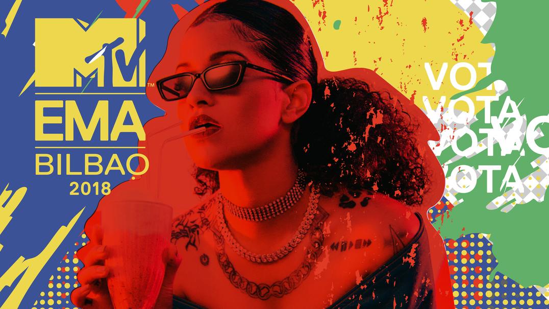 MTV EMAs: demos tempo de antena aos candidatos portugueses. Ouça Blaya