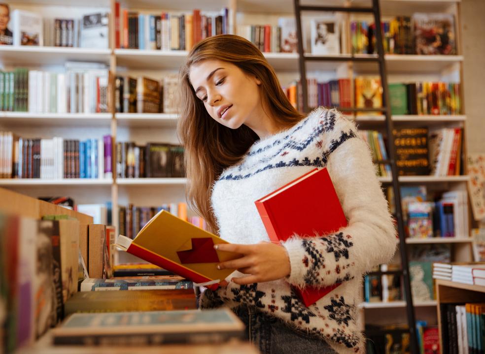 Livros há muitos mas estes são novos. Sugestões para todos os membros da família