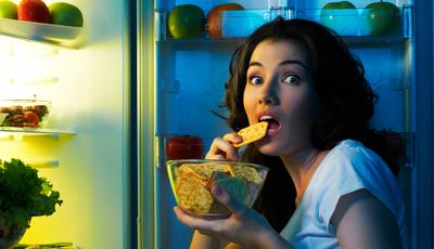 A influência da sua personalidade na sua alimentação
