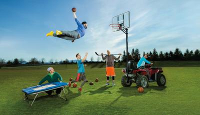 Desporto e comédia: uma receita feita para ter sucesso