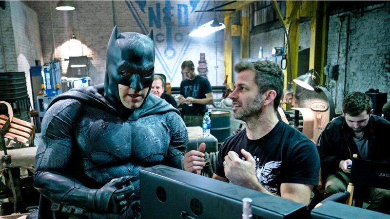 Zack Snyder: realizador despede-se do Batman de Ben Affleck com elogio forte