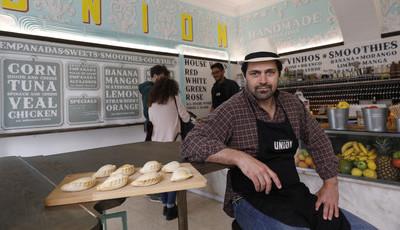 Union: A nova loja de empanadas argentinas na Mouraria, em Lisboa