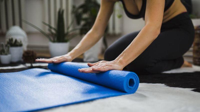 Programa de 12 dias para se manter em forma em casa