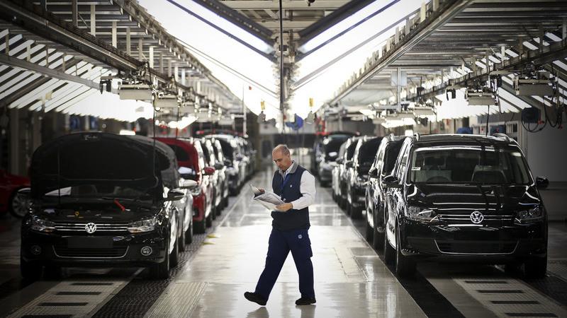 """""""Autoeuropa tem alternativas ao escoamento da sua produção"""", diz Siza Vieira"""