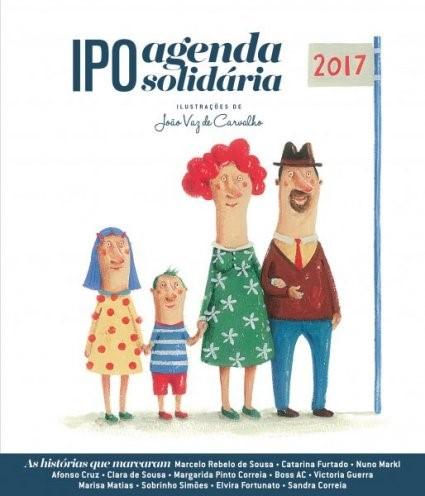 IPO de Lisboa lança agenda 2017 solidária com Serviço de Pediatria