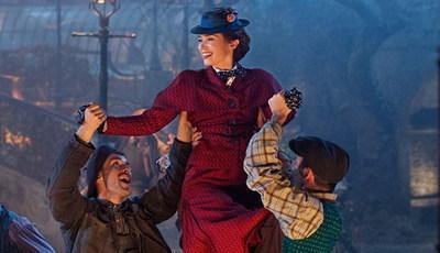 Do céu caiu uma... ama: Disney recupera magia de Mary Poppins em novo trailer