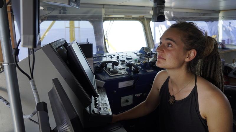 Comandante de navio humanitário pede mais ação à Comissão Europeia