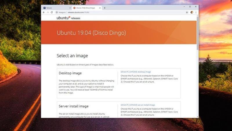 Chegou o Ubuntu 19.04 Disco Dingo. O Windows 10 que se cuide