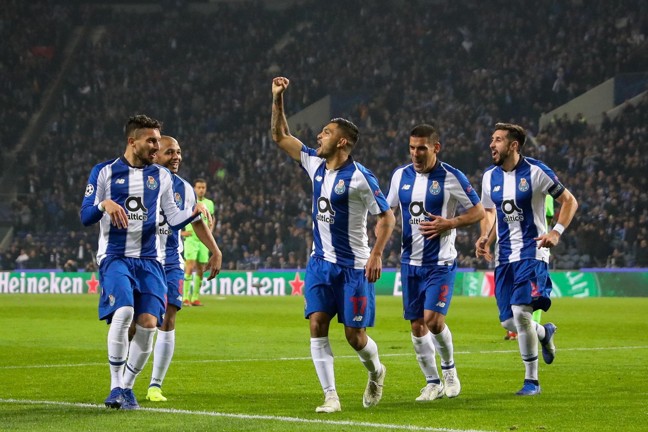 LC: FC Porto está pela 11.ª vez nos 'oitavos', que só ultrapassou três vezes
