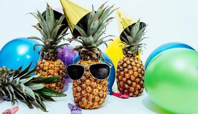 Festivais no Reino Unido proíbem entrada de ananases (sim, leu bem)