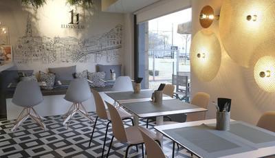 No café Eleven Lab, no Porto, a cozinha é um laboratório