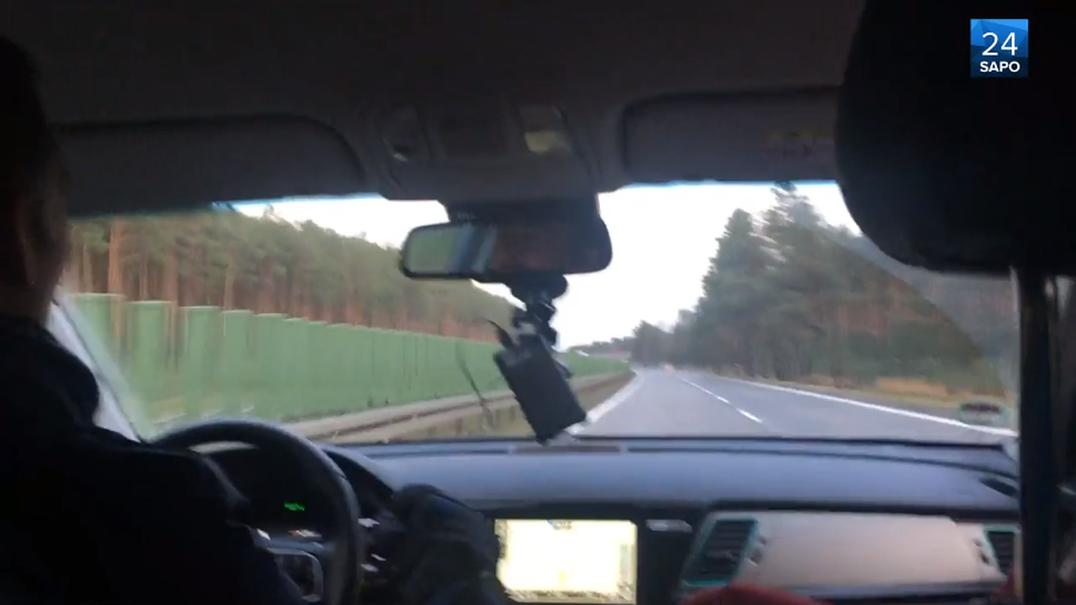 De Lisboa a Katowice num carro elétrico. Uma chegada atribulada à Polónia