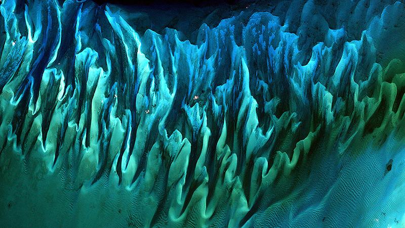 Observatório da Terra tem 32 imagens extraordinárias e a NASA quer a sua ajuda para escolher as melhores
