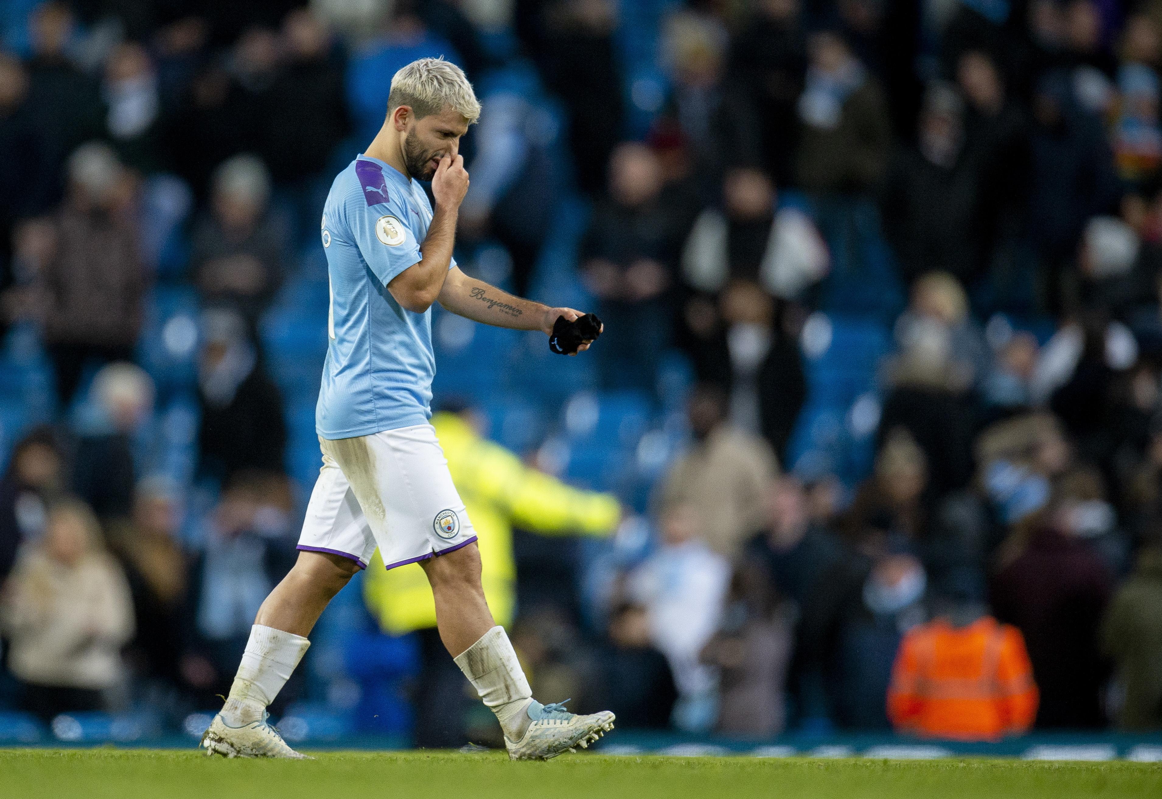 Manchester City cede empate caseiro com o Crystal Palace