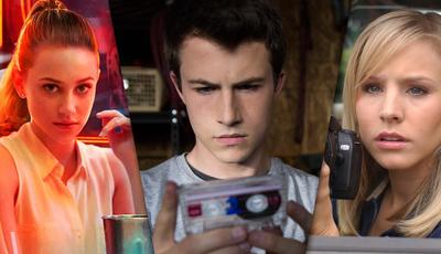 """De """"Por Treze Razões"""" a """"Riverdale"""": o mundo dos jovens no pequeno ecrã"""
