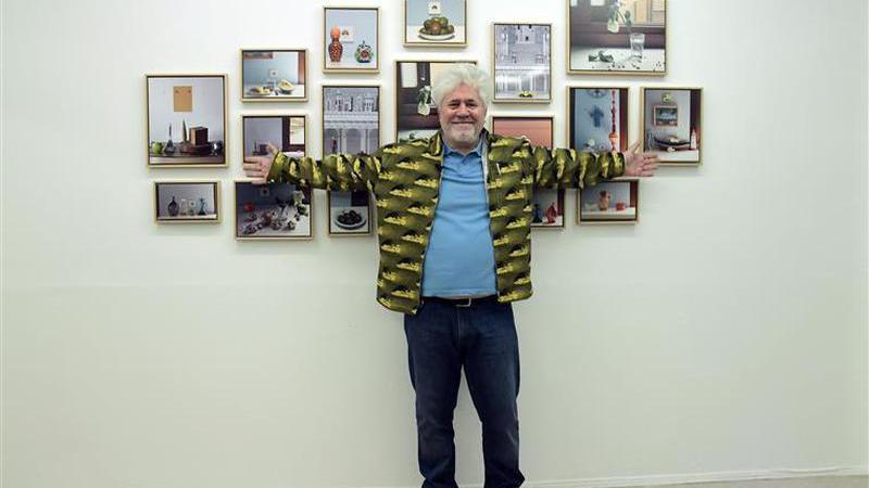 Pedro Almodóvar. A intimidade na cozinha