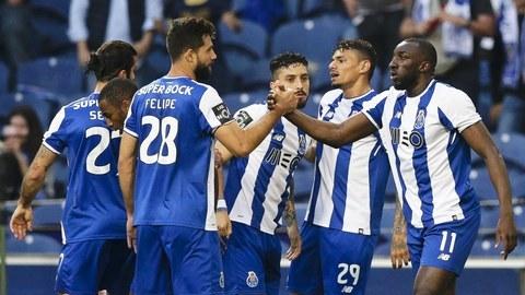 Veja os seis golos marcados no FC Porto - Vitória de Setúbal