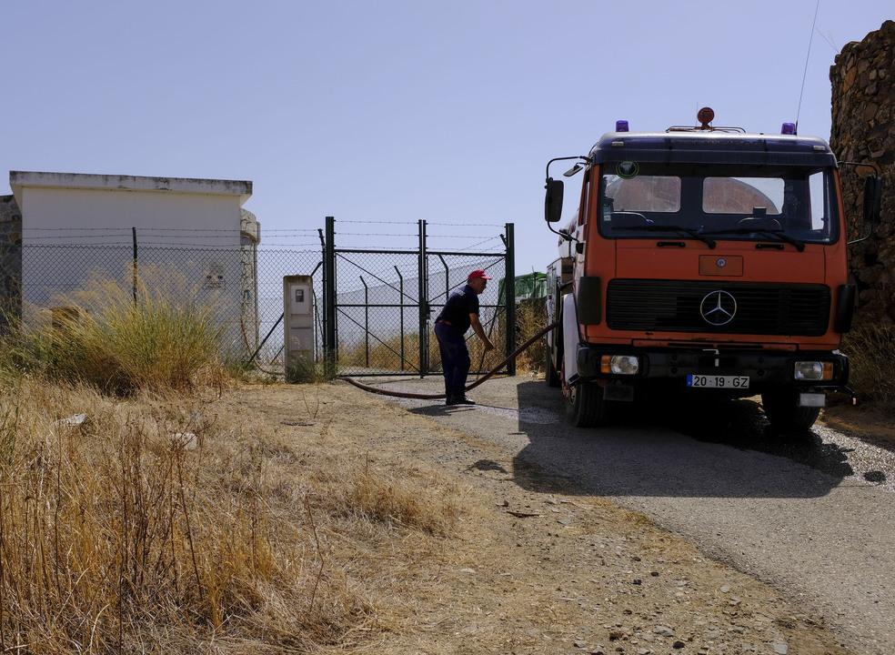Seca: Governo aumenta para quase cem camiões-cisterna ajuda à região de Viseu