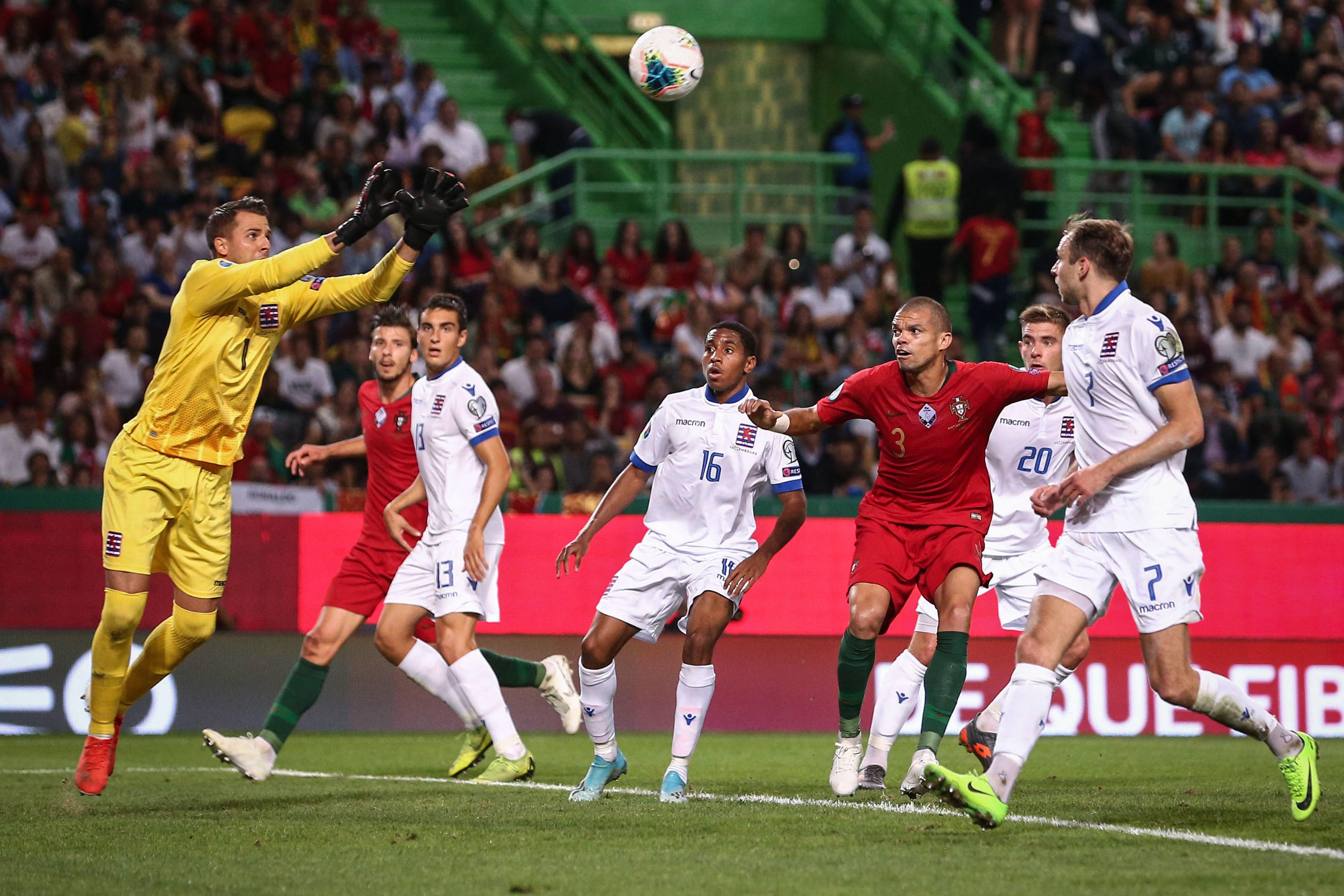 Portugal e mais quatro seleções podem garantir apuramento ao Euro2020. Já há quatro apuradas