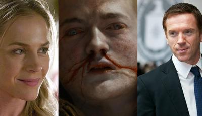 Séries: eles eram protagonistas mas nem por isso escaparam à morte
