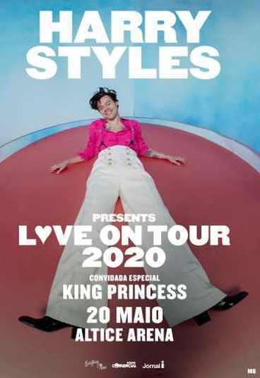 Harry Styles - Love on Tour