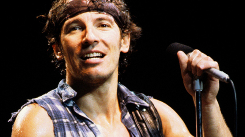 "Music-check: ""Because The Night"" é uma canção de Bruce Springsteen?"