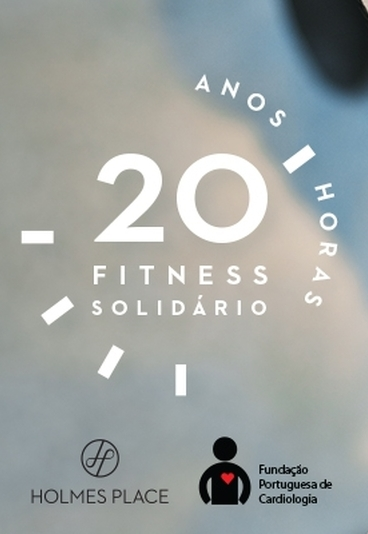 Fitness Solidário - Holmes Place